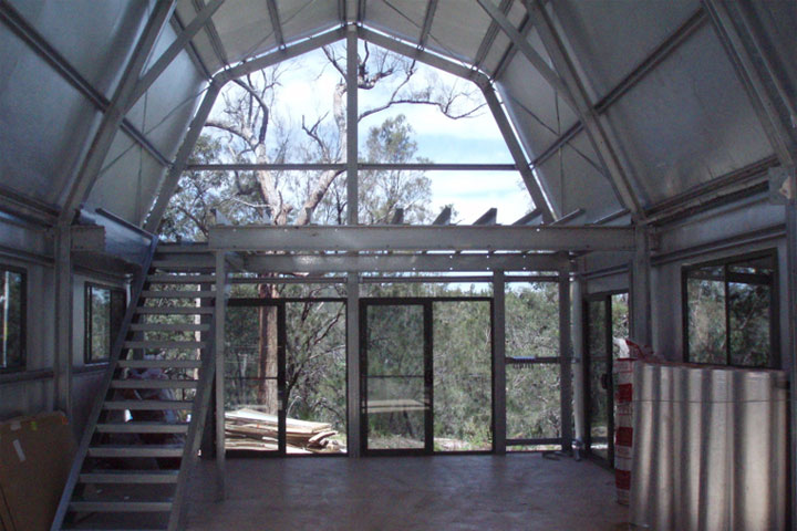 Garden Shed Mezzanine