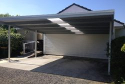 Dutch Gable Roof Carport 11