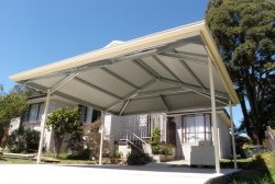 Dutch Gable Roof Carport 4