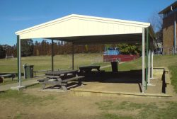 Gable Roof Carport 1