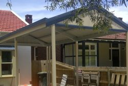 Gable Roof Carport 4