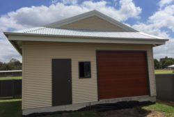 Dutch Gable Roof Garage 3