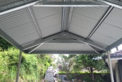 Dutch Gable Roof Carport 7